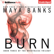 Burn, by Maya Banks
