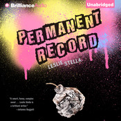 Permanent Record Audiobook, by Leslie Stella