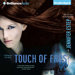 Touch of Frost Audiobook, by Jennifer Estep