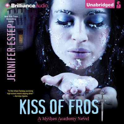 Kiss of Frost Audiobook, by