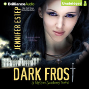 Dark Frost, by Jennifer Estep