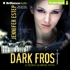 Dark Frost Audiobook, by Jennifer Estep