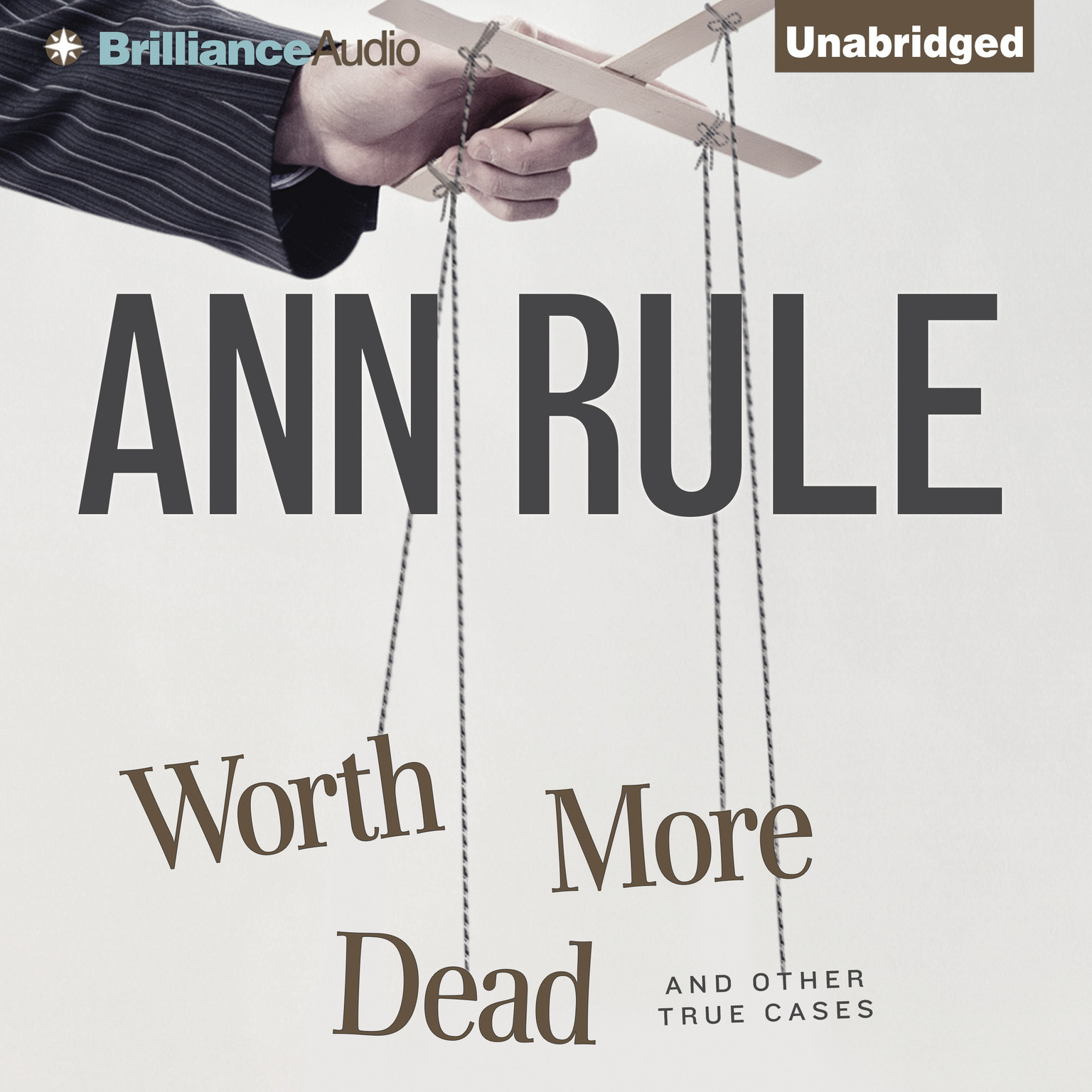 Printable Worth More Dead: And Other True Cases Audiobook Cover Art