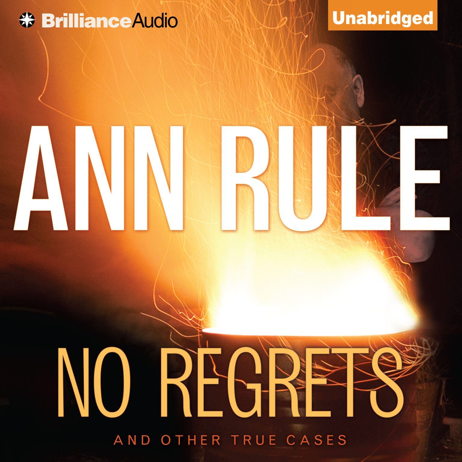 Printable No Regrets: And Other True Cases Audiobook Cover Art