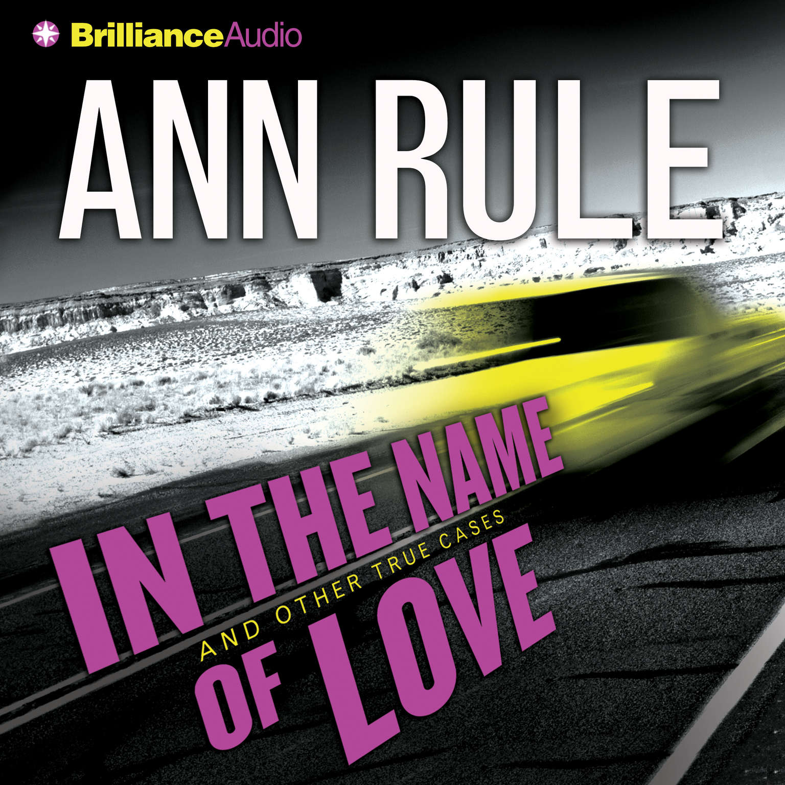 Printable In the Name of Love: And Other True Cases Audiobook Cover Art