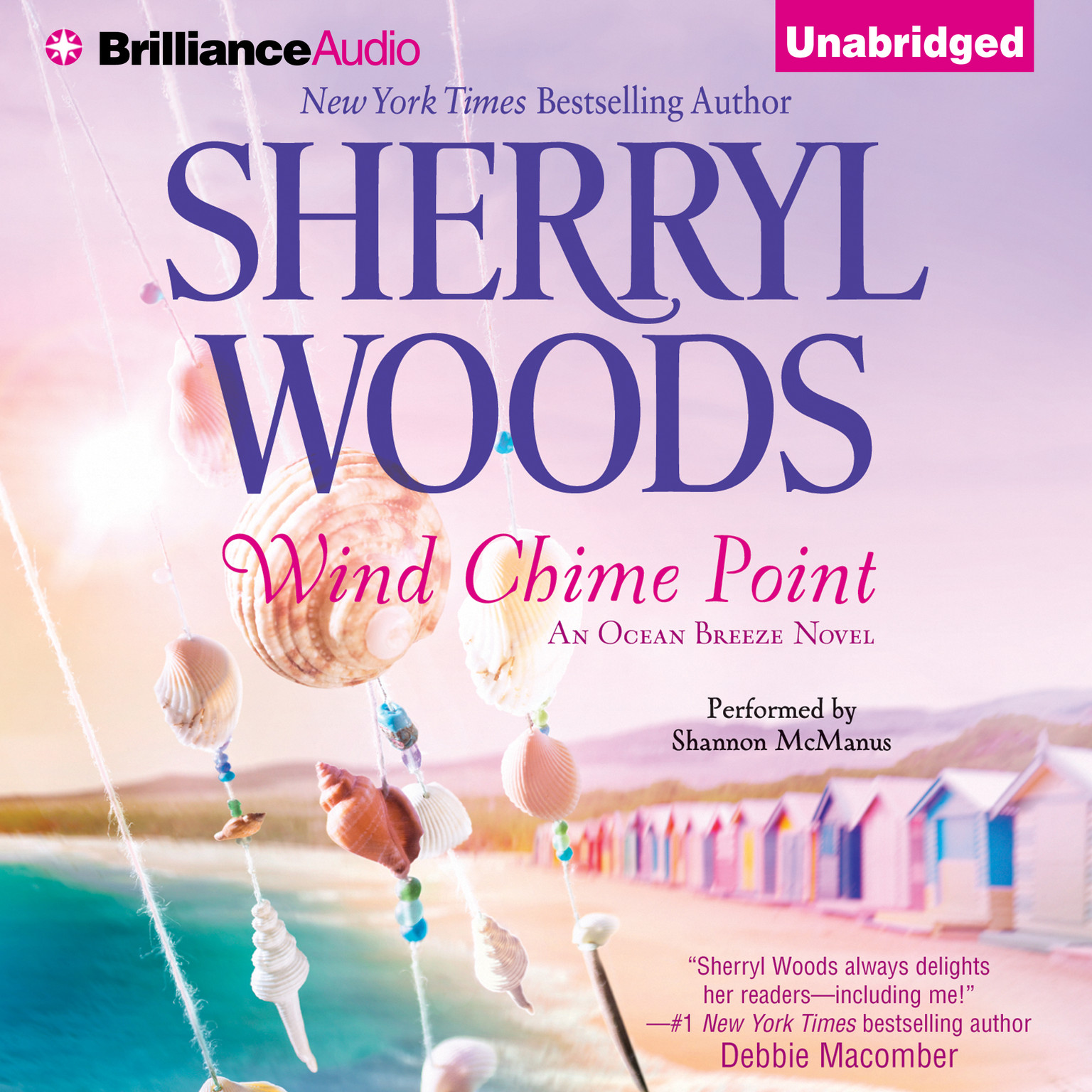 Printable Wind Chime Point Audiobook Cover Art
