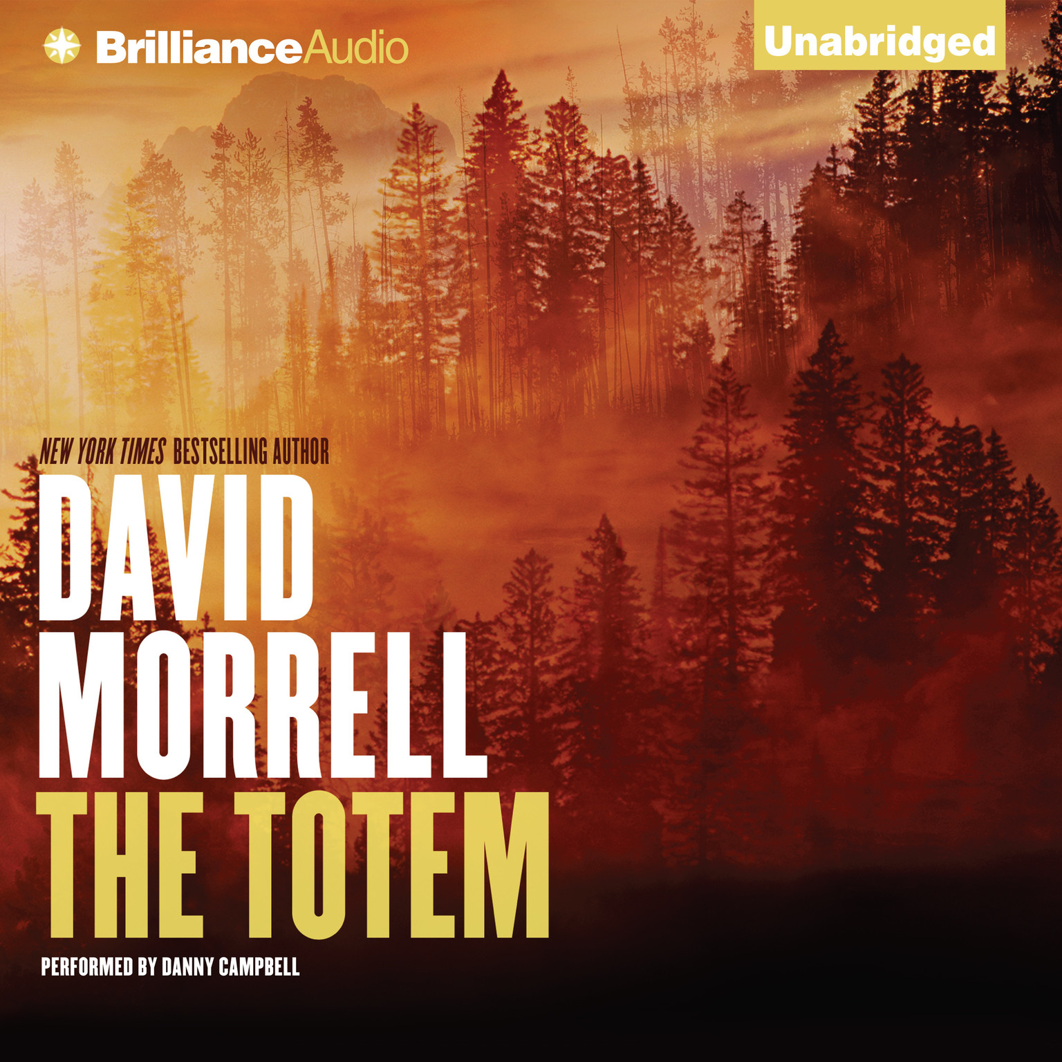 Printable The Totem Audiobook Cover Art