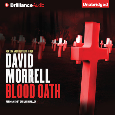 Blood Oath Audiobook, by David Morrell