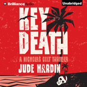 Key Death Audiobook, by Jude Hardin