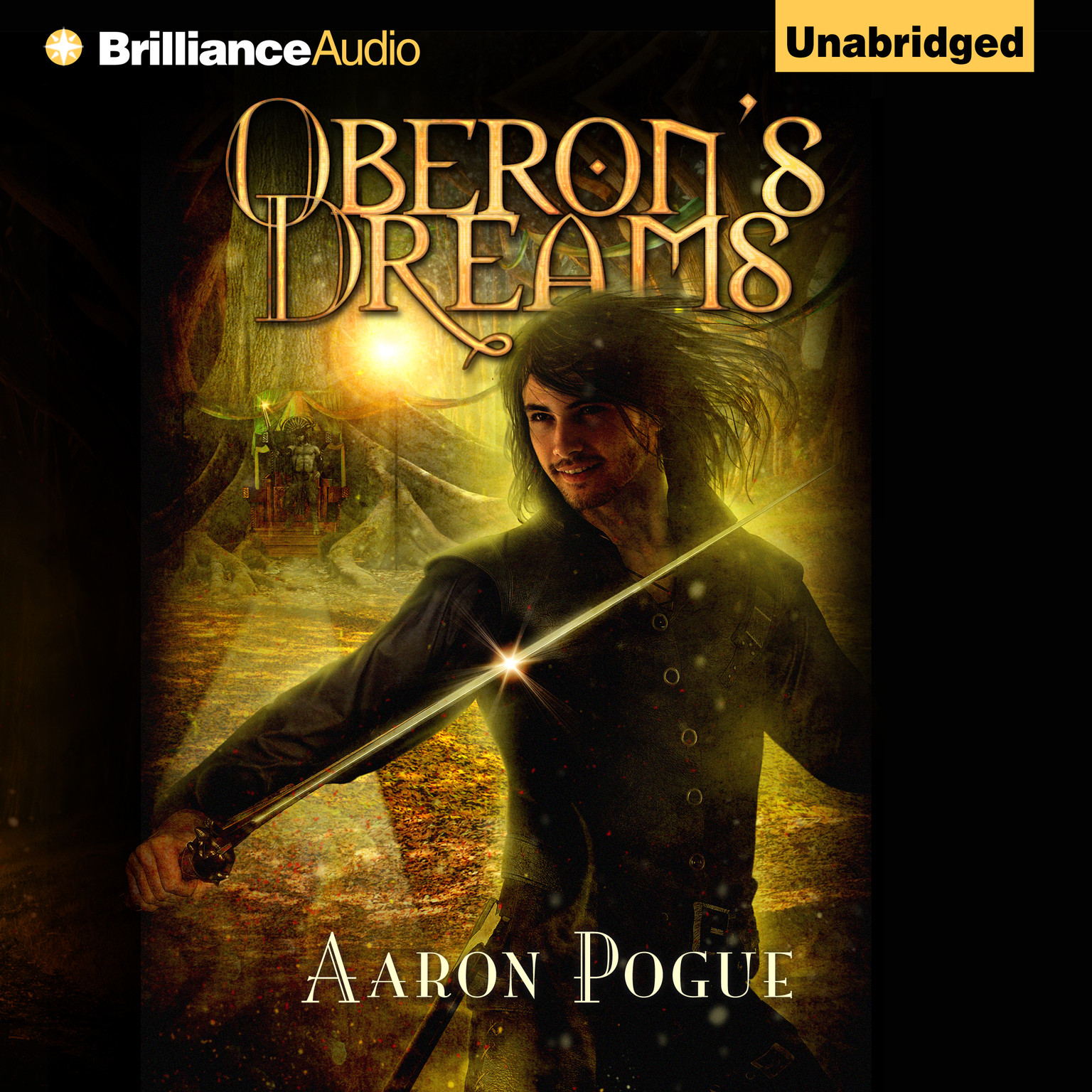 Printable Oberon's Dreams Audiobook Cover Art