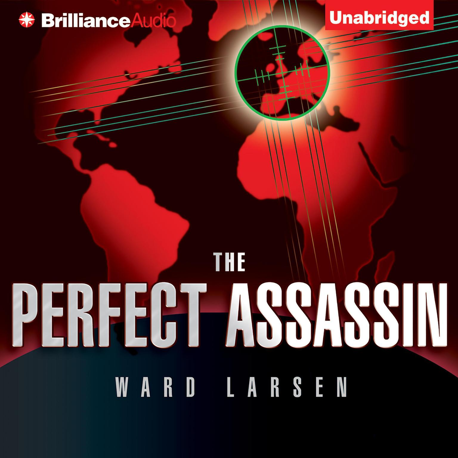Printable The Perfect Assassin: A Novel Audiobook Cover Art