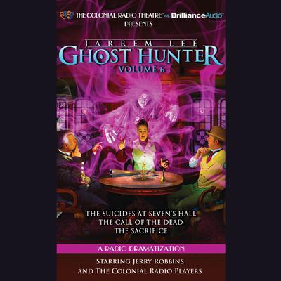 Jarrem Lee, Ghost Hunter: A Radio Dramatization Audiobook, by Gareth Tilley