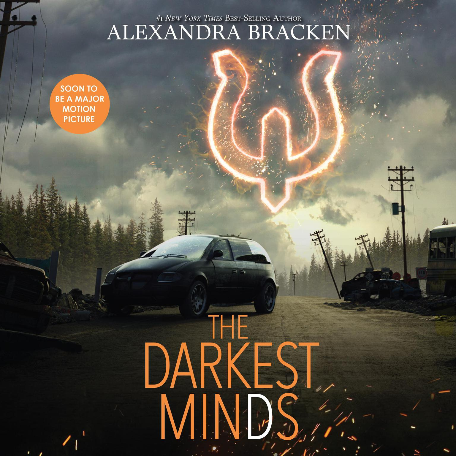 Printable The Darkest Minds Audiobook Cover Art