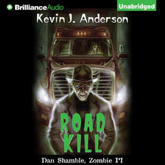 Road Kill Audiobook, by Kevin J. Anderson