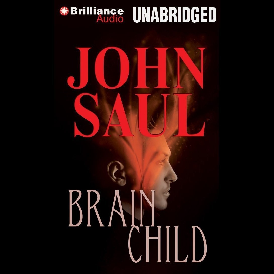 Printable Brainchild Audiobook Cover Art