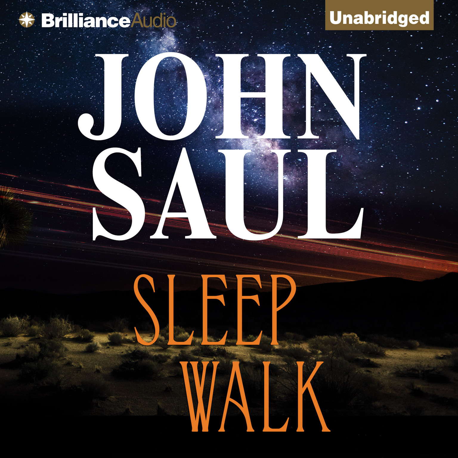 Printable Sleepwalk Audiobook Cover Art