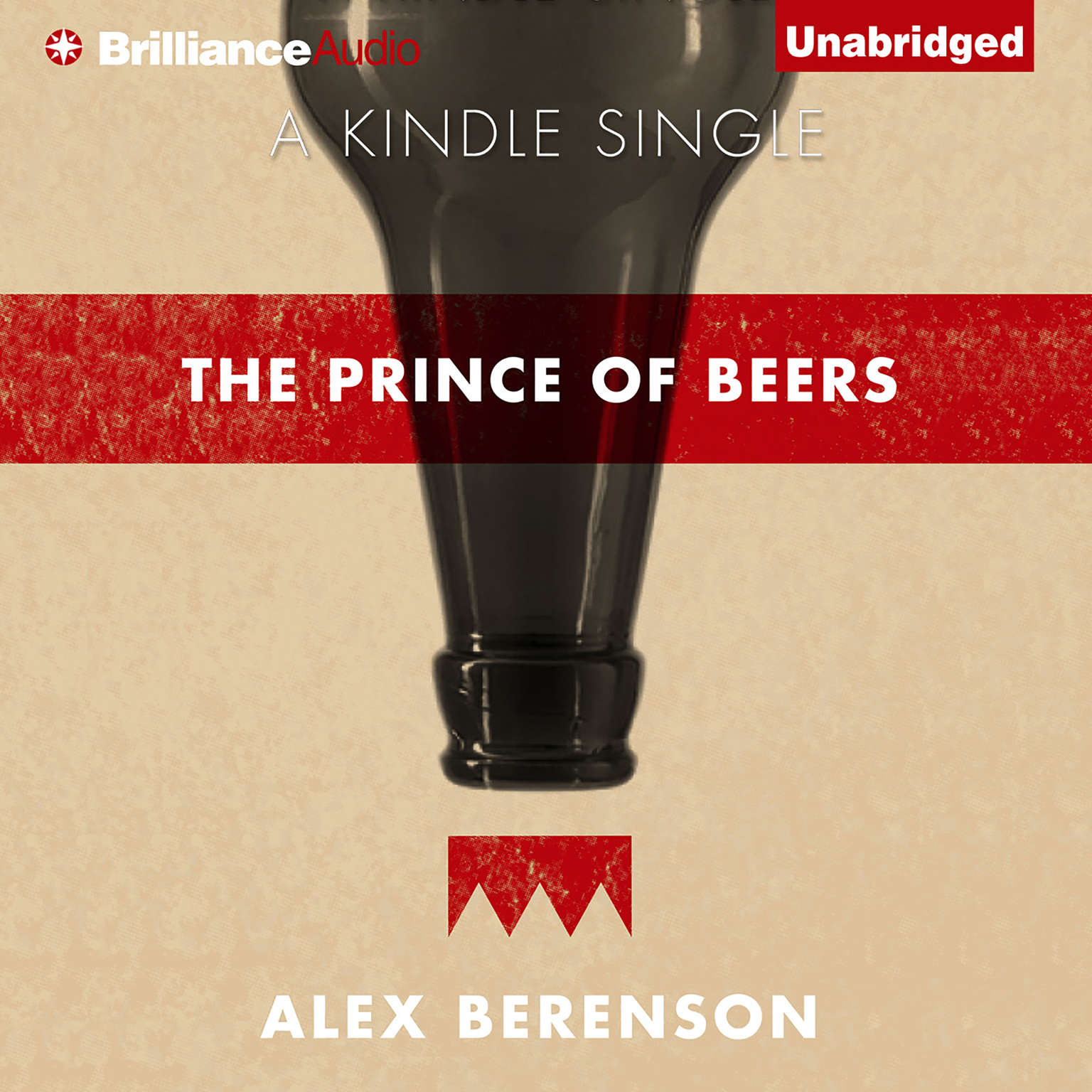Printable The Prince of Beers Audiobook Cover Art