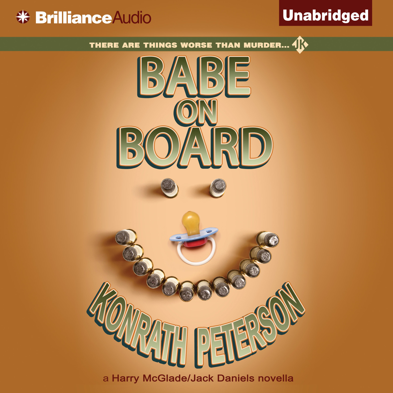 Printable Babe on Board Audiobook Cover Art