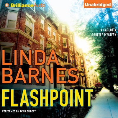 Flashpoint Audiobook, by Linda Barnes