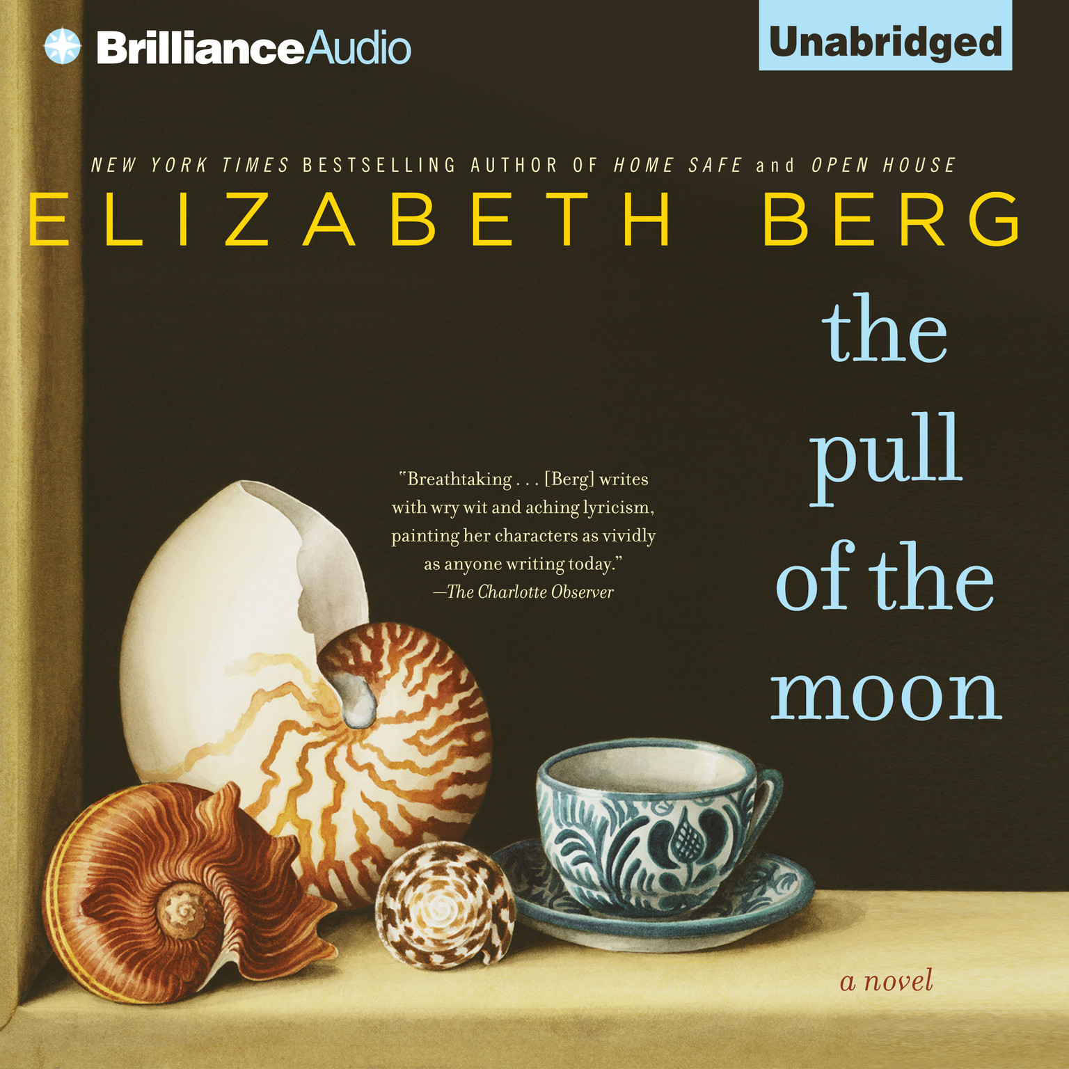Printable The Pull of the Moon Audiobook Cover Art