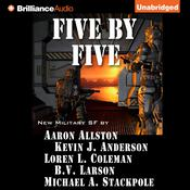 Five by Five, by Kevin J. Anderso
