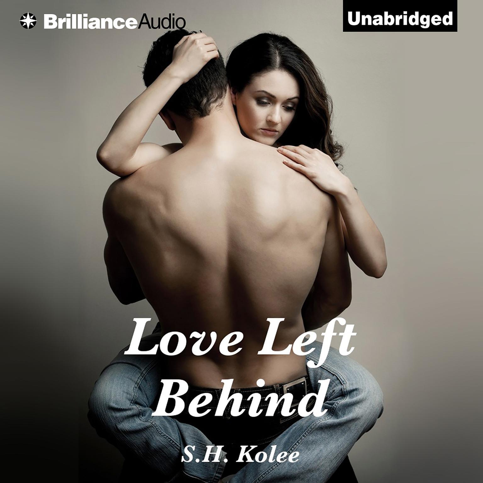 Printable Love Left Behind Audiobook Cover Art