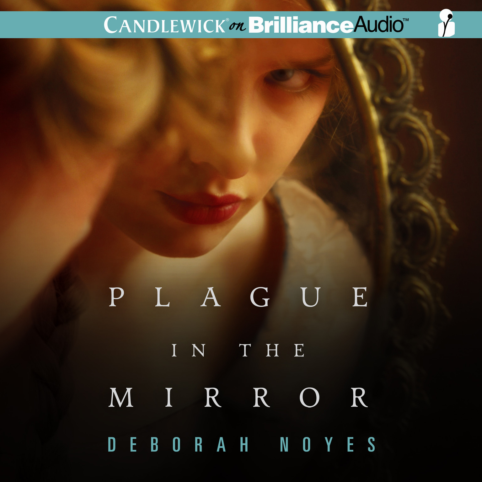 Printable Plague in the Mirror Audiobook Cover Art