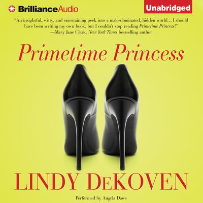 Primetime Princess Audiobook, by Lindy DeKoven