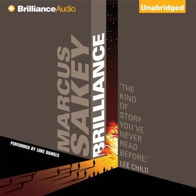 Brilliance Audiobook, by Marcus Sakey