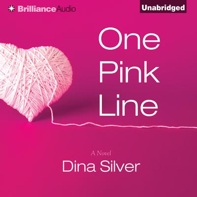One Pink Line Audiobook, by Dina Silver