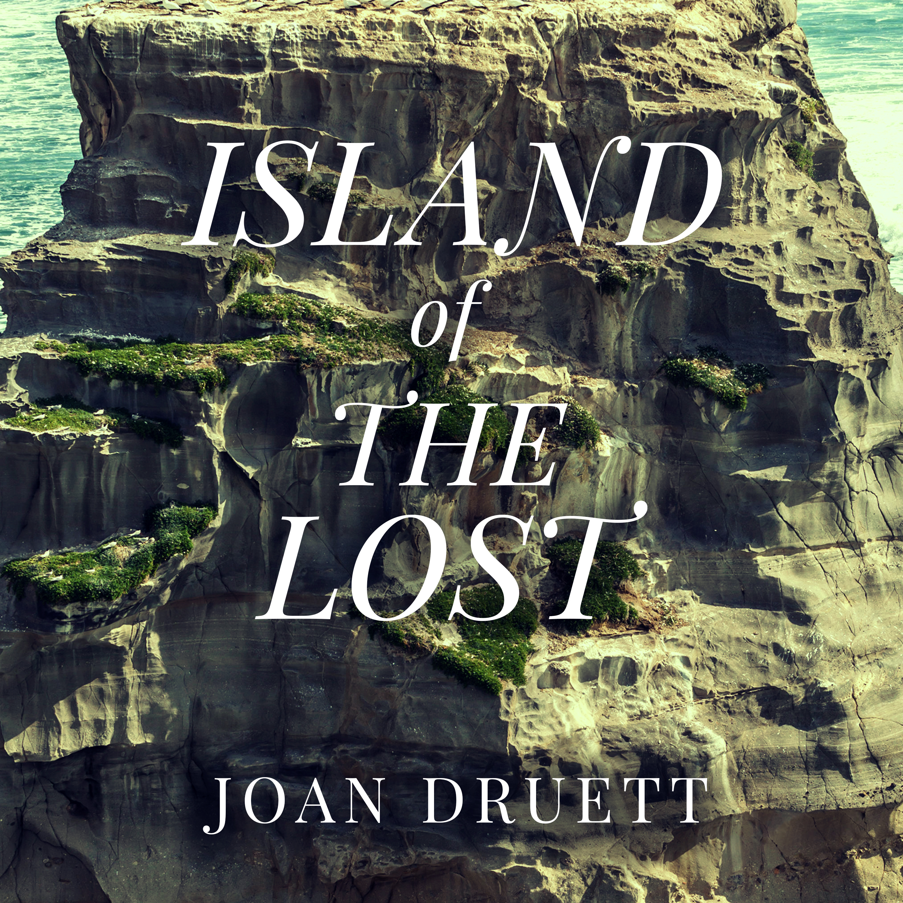 Printable Island of the Lost: Shipwrecked at the Edge of the World Audiobook Cover Art