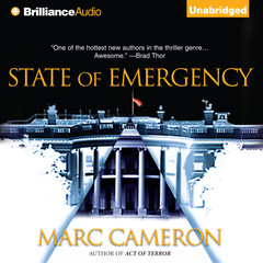 State of Emergency Audiobook, by Marc Cameron