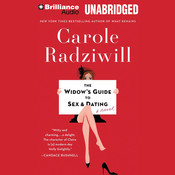 The Widows Guide to Sex and Dating: A Novel Audiobook, by Carole Radziwill