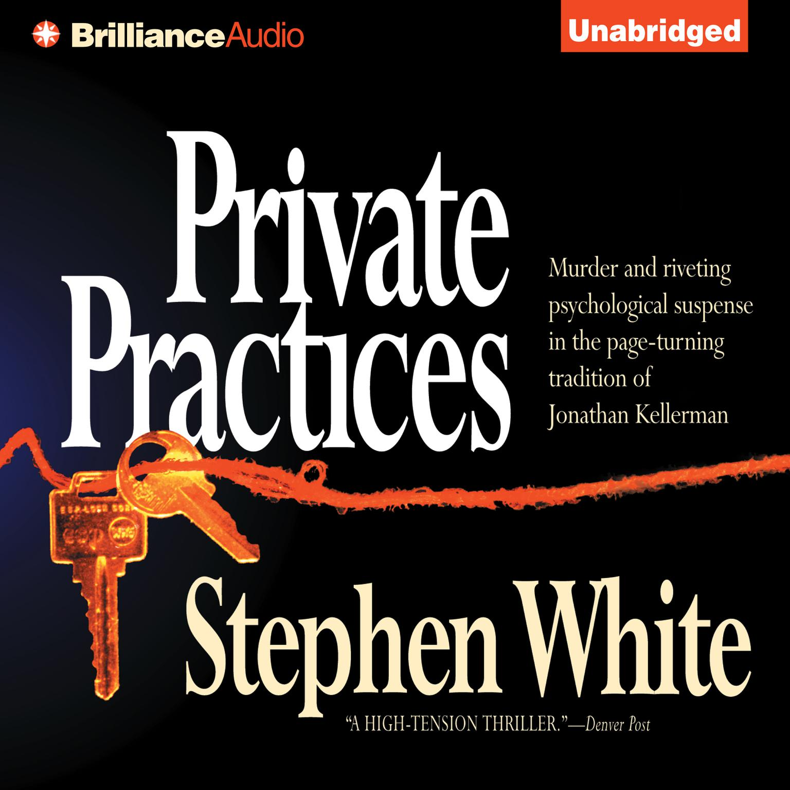 Printable Private Practices Audiobook Cover Art