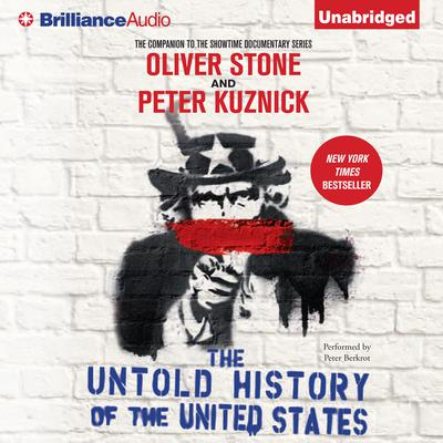 The Untold History of the United States Audiobook, by Oliver Stone