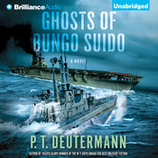 Ghosts of Bungo Suido Audiobook, by P. T. Deutermann