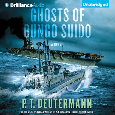 Ghosts of Bungo Suido Audiobook, by P. T. Deutermann
