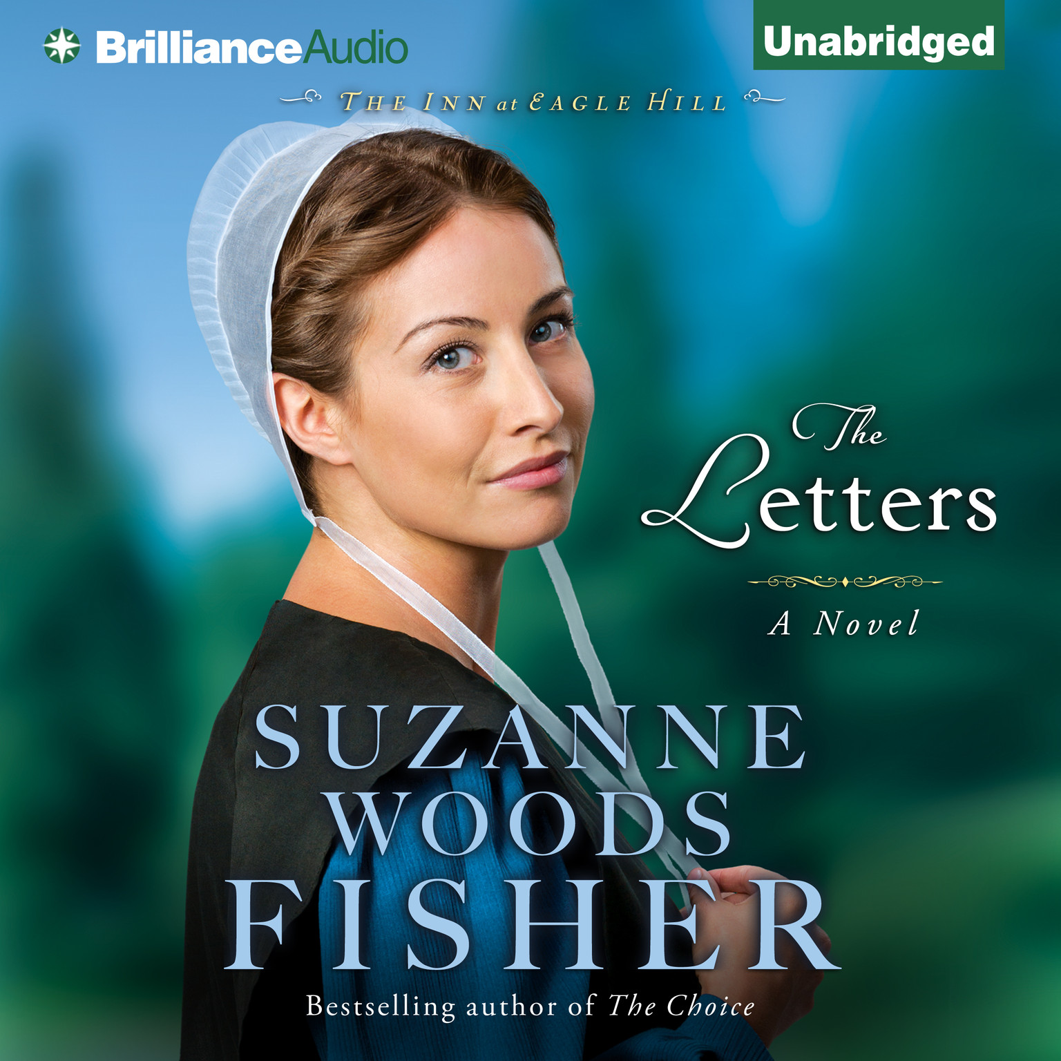 Printable The Letters: A Novel Audiobook Cover Art