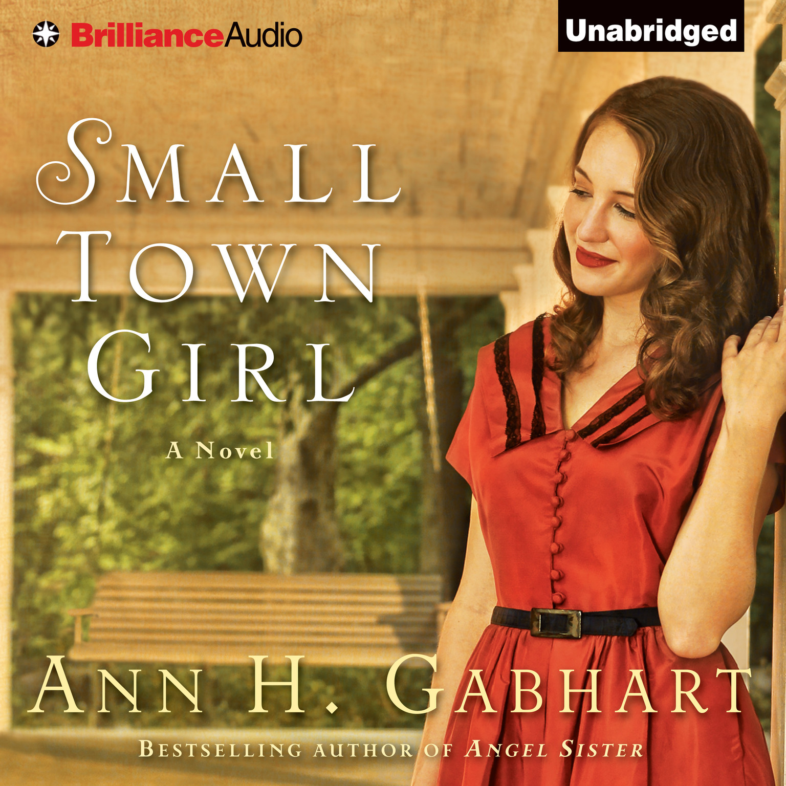 Printable Small Town Girl: A Novel Audiobook Cover Art