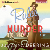 Rules of Murder, by Julianna Deering