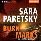 Burn Marks, by Sara Paretsky