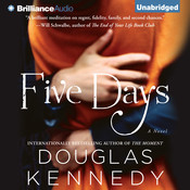 Five Days: A Novel Audiobook, by Douglas Kennedy