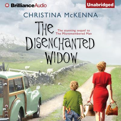 The Disenchanted Widow Audiobook, by Christina McKenna
