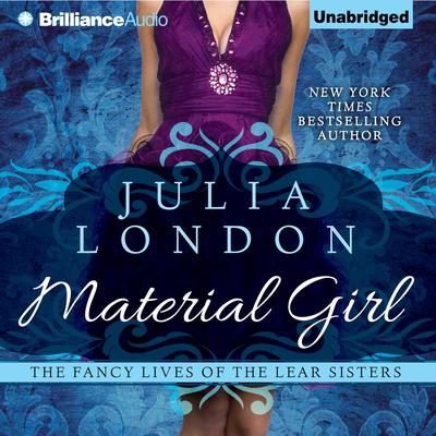 Material Girl Audiobook, by Julia London
