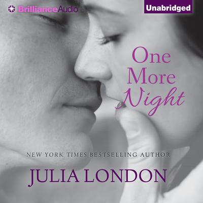 One More Night Audiobook, by Julia London