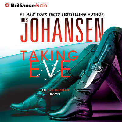 Taking Eve Audiobook, by Iris Johansen