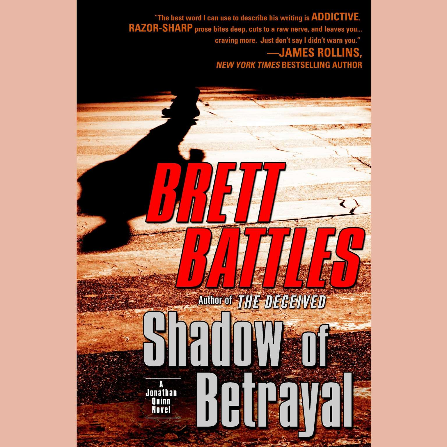 Printable Shadow of Betrayal Audiobook Cover Art