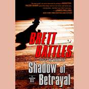 Shadow of Betrayal Audiobook, by Brett Battles