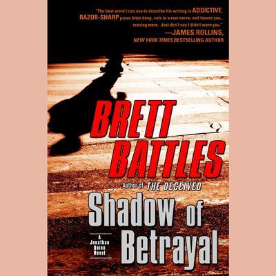 Shadow of Betrayal Audiobook, by Brett Battles