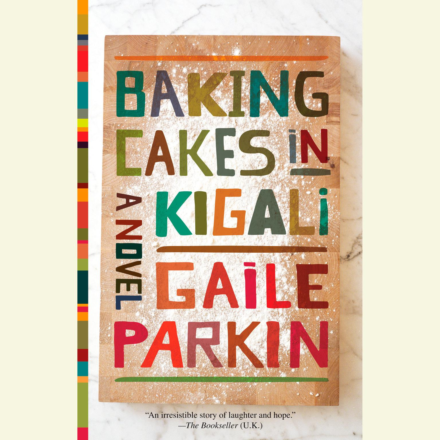 Printable Baking Cakes in Kigali Audiobook Cover Art